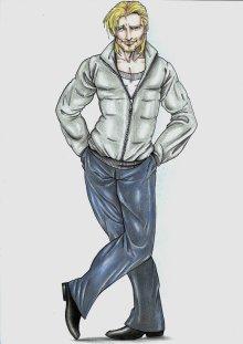 Lenny, by Nahrain